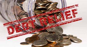 debt relief coins